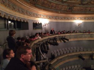 3è balcon théâtre Montansier