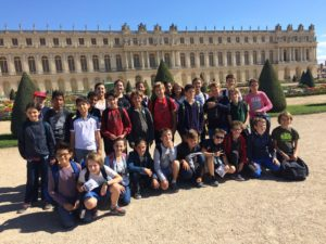 photo de groupe 6A