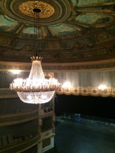 plafond théâtre