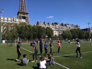 4ès freesbee tour Eiffel