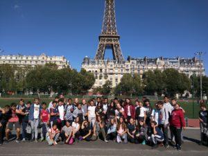 4ès sport tour Eiffel